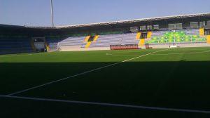 Stade qui acceuillera le match 3 contre Azerbaijan